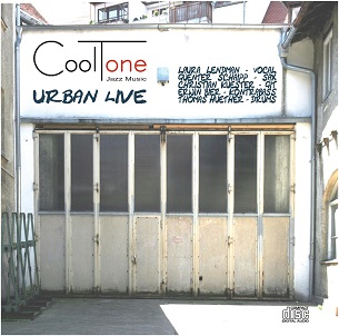 CD Cover Urban Live